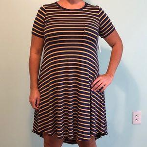 Lularoe t shirt dress